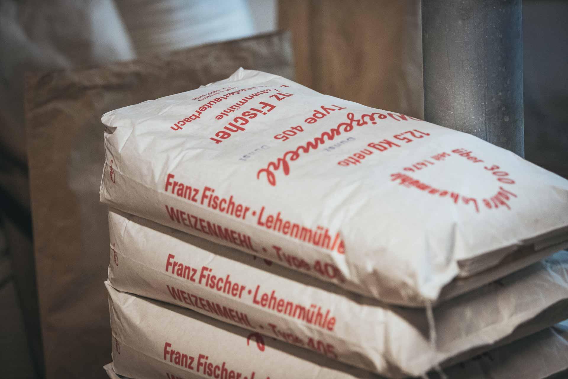 Franz Josef Fischer, Fischermühle Lehen