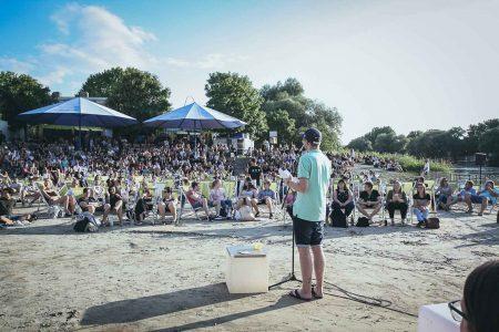Poetry Slam Donaustrand
