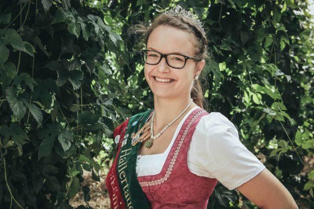 Bierkönigin Mainburg, Angela Ertlmaier